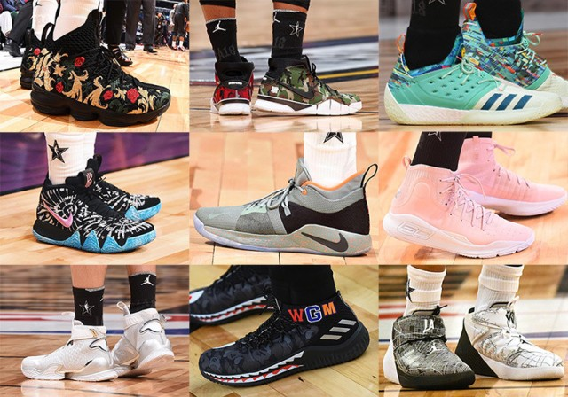 f9b50bfa38a1 A Definitive Ranking of the Best NBA Signature Shoes – Redshirt Review
