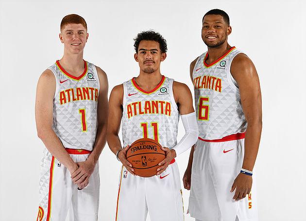 Atlanta Hawks Introduce Draft Picks - Portraits